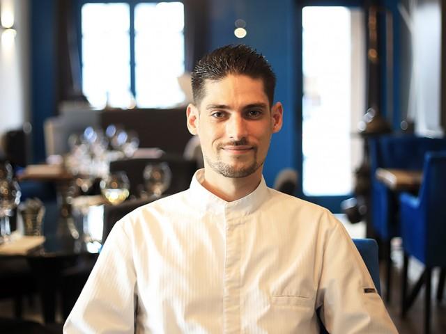 La Salamandre Guillaume POYET - Chef de Cuisine